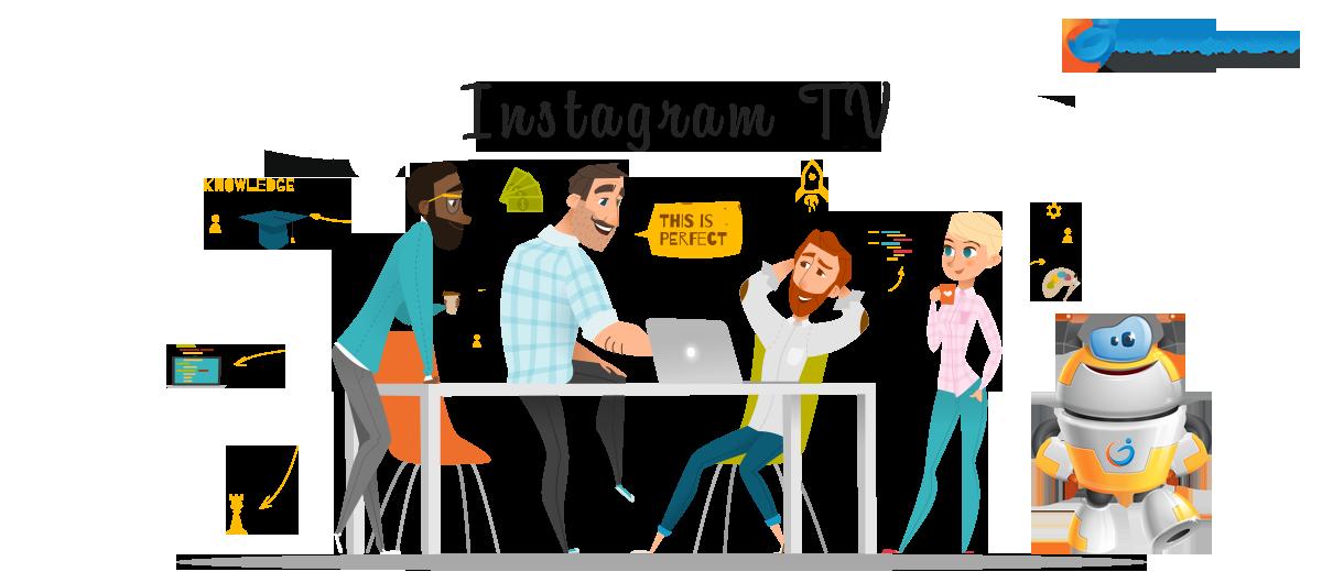 Layanan Peningkat IGTV Instagram