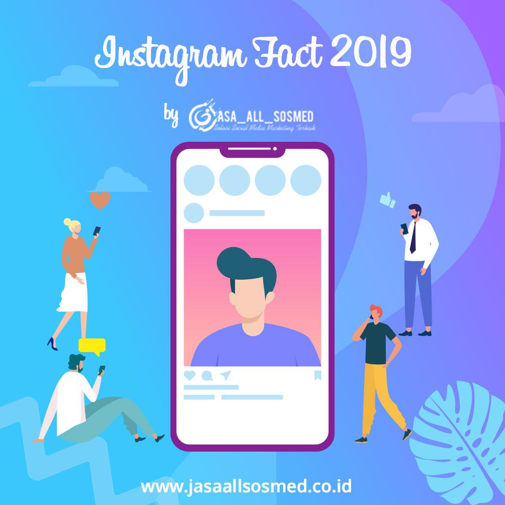 Fakta Instagram terbaru tahun 2019