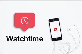 Jasa Watchtime Youtube